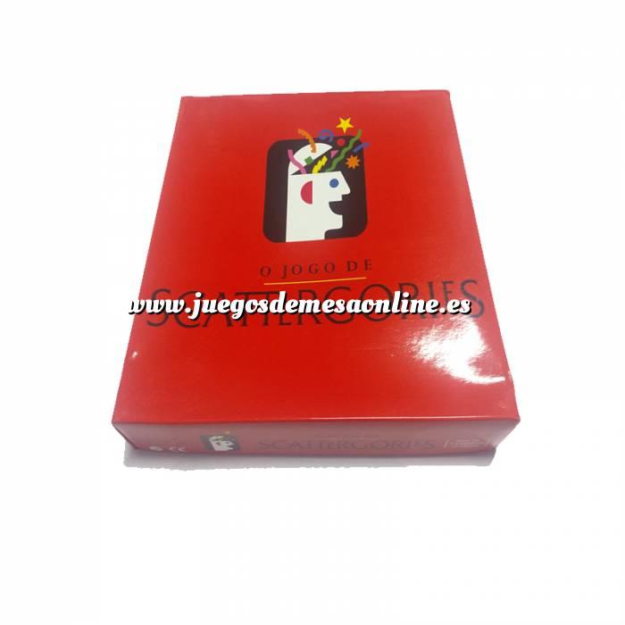Imagen Mini Juegos ECONOMICOS Scattergories (IDIOMA PORTUGUES) - mini juego económico (Últimas Unidades)