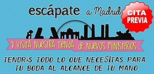 Escápate a Madrid