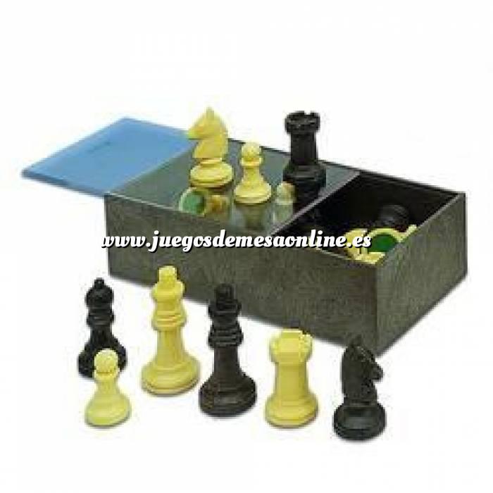 Imagen Ajedrez y damas Fichas de ajedrez