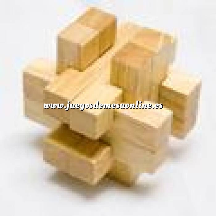 Imagen De madera Cruz madera doble