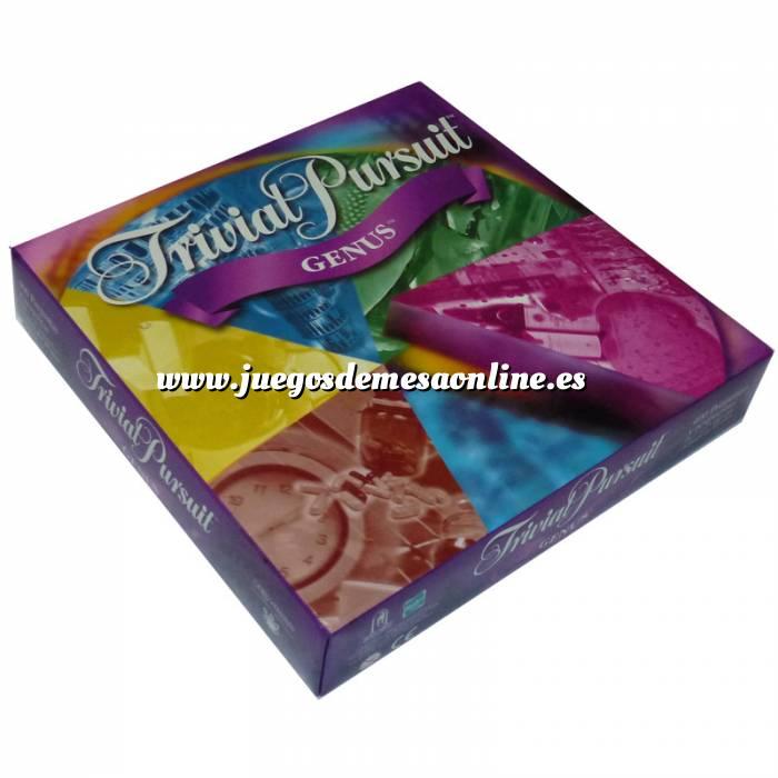 Imagen Mini Juegos ECONOMICOS Trivial Pursuit (IDIOMA PORTUGUES) - mini juego económico