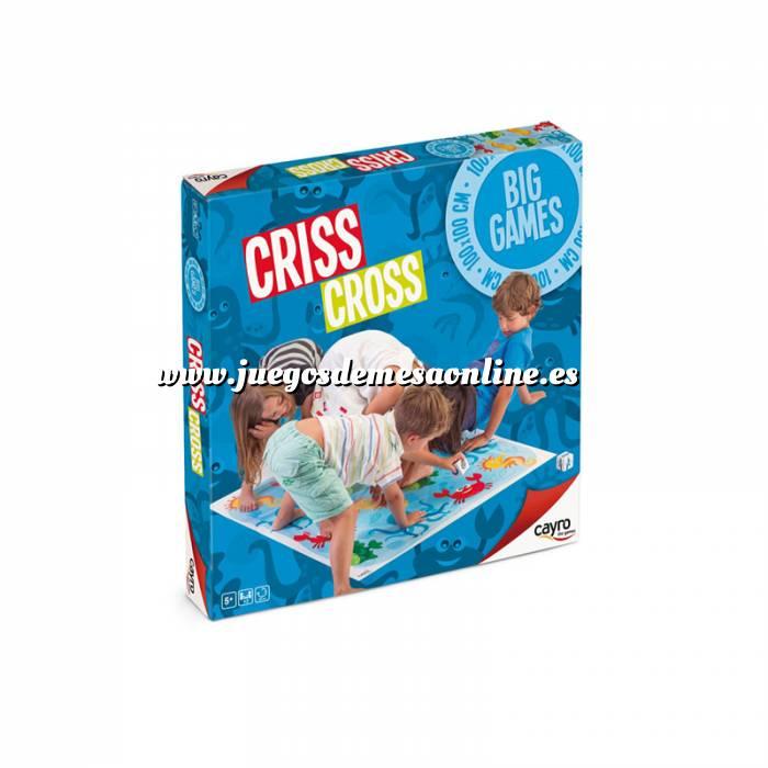 Imagen Otros juegos y Casino Crisscross para suelo.