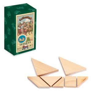 De Colección - Juego Clásico del Tangram (Últimas Unidades)