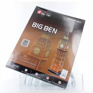 De madera - Puzzle Ciudades del mundo - Big Ben en Londres