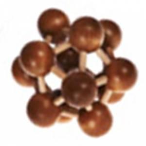 De madera - Puzzle Moleculas (Últimas Unidades)