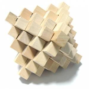De madera - Puzzle madera piña (Últimas Unidades)
