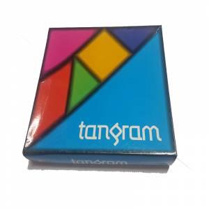 Mini Juegos ECONOMICOS - TANGRAM (IDIOMA PORTUGUES) - mini juego econ�mico (�ltimas Unidades)