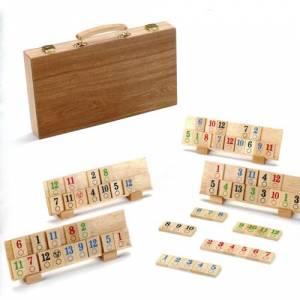 Otros juegos y Casino - Rummi Clásico en madera Deluxe